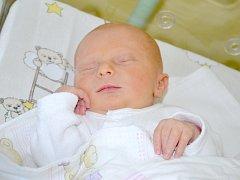 Gabriela Pšenská se prvně rozhlédla 22. dubna 2013. Holčička měřila 46 centimetrů a vážila 2580 gramů. S maminkou Andreou, tatínkem Josefem a pětiletým Filípkem bude vyrůstat v Polepech.