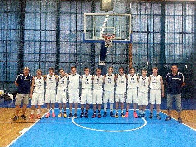 Kolínští basketbalisté