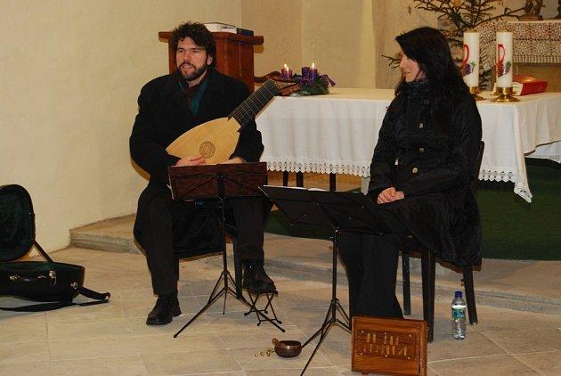 Tradiční adventní koncert v kostele sv. Jiří na Hradešíně