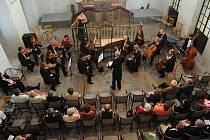 Vzpomínkový koncert v synagoze