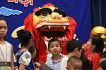 Vietnamská regionální komunita slavila svátek dětí.