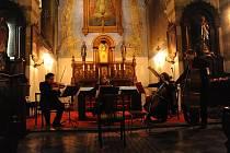 Adventní koncert v kostele Nejsvětější trojice