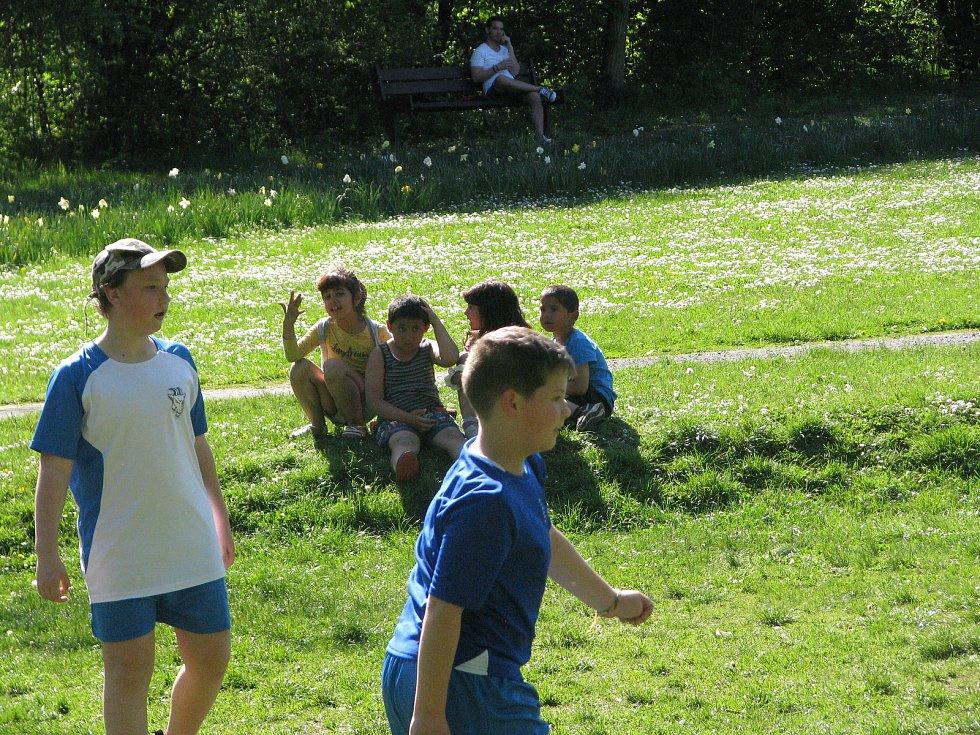 Kolíňáci vyrazili za sportem a relaxací na čerstvý vzduch