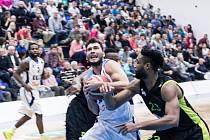 Basketbalová NBL: Kolín vysoko porazil Brno