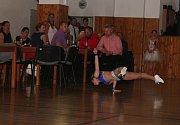 Hokejový ples v malínské sokolovně