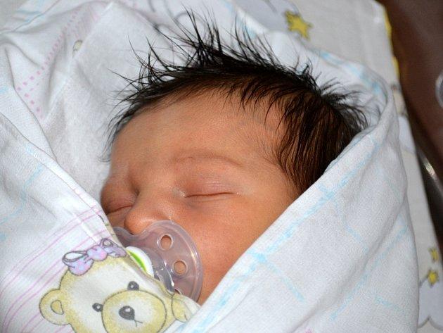 Prvním potomkem maminky Kateřiny a tatínka Petra z Kolína je dcera. Natálie Dočkalová se po narození chlubila výškou 49 centimetrů a váhou 3250 gramů.