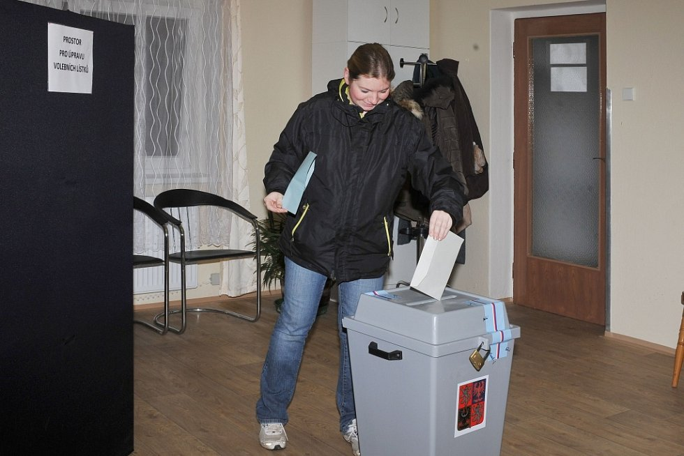 Na Kolínsku se pilně volilo i v obcích Kouřim, Třebovle a Zásmuky...