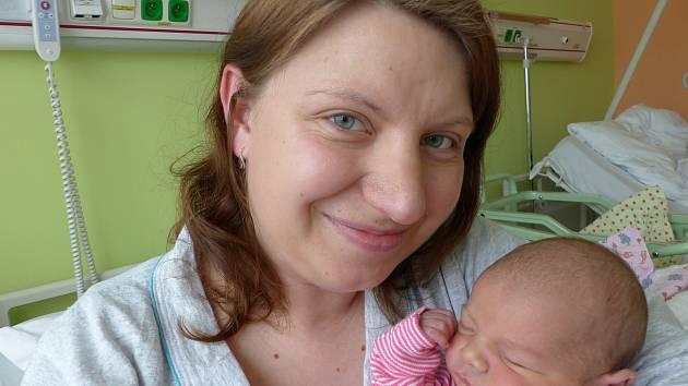 Nikola Frenglová se narodila 8. dubna 2019, vážila 2985 g a  měřila 49 cm. V Zásmukách bude bydlet se sestřičkou Michalkou (3) a rodiči Zuzanou a Lukášem.