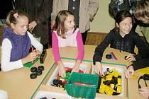 Vloni otevřené TechCentrum při 6. základní škole Kolín se nyní rozšiřuje o další vybavení.