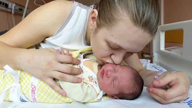 Šarlota Dunková se narodila 2.11.2018, vážila 2930 g a měřila 47 cm. V Poděbradech se na ní těší maminka Šarlota a tatínek Jaroslav.