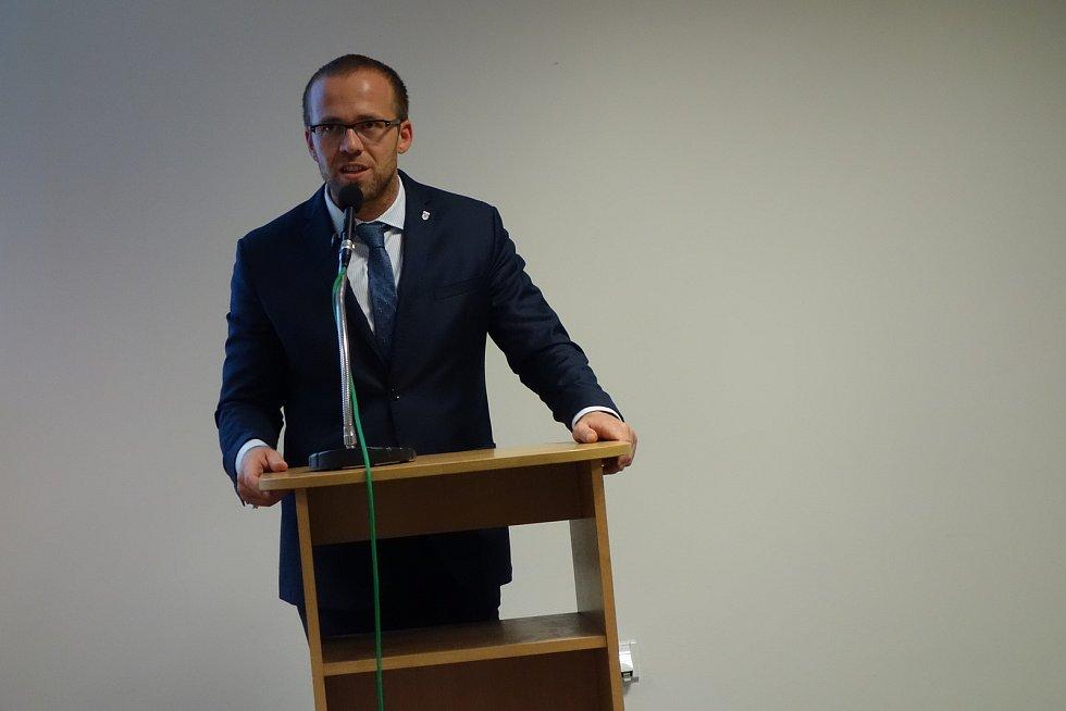 Michael Kašpar je podruhé prvním místostarostou