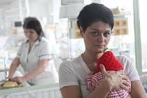 V kolínském babyboxu nalezli zdravotníci miminko