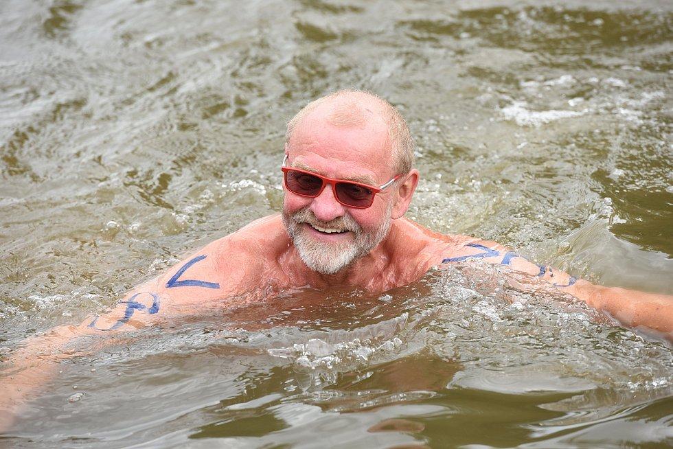 Plavecký memoriál Hany Greenfildové 2021 v Kolíně.