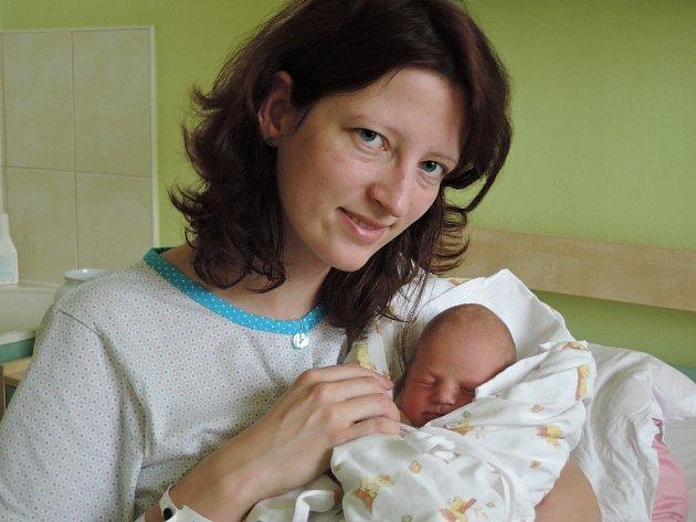 Prvním potomkem maminky Anety a tatínka Petra z Hořan je dcera. Lenka Němečková se narodila 15. prosince 2015 s mírami 49 centimetrů a 2690 gramů.