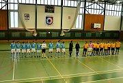 Z utkání AC Tulipán Chvaletice - Věšák Butaci (5:2).