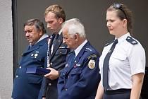 Z oslav 130. výročí založení Sboru dobrovolných hasičů v Maloticích.