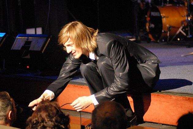 Ruml a Kolínský Big Band vyprodali dvakrát