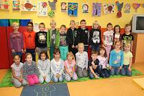Třída 1. B  3. základní školy Kolín  (vede ji učitelka Jana Najmanová)