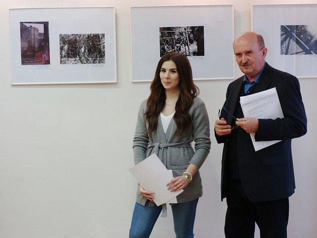 Fotografické klání vyhrály Petra Pochová a Barbora Andrlová
