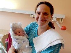 Lukášek Raichl se narodil 12. září 2013 s mírami 48 centimetrů a 2800 gramů. S maminkou Evou, tatínkem Jiřím a čtyřletou Natálkou zůstane v rodném Kolíně.