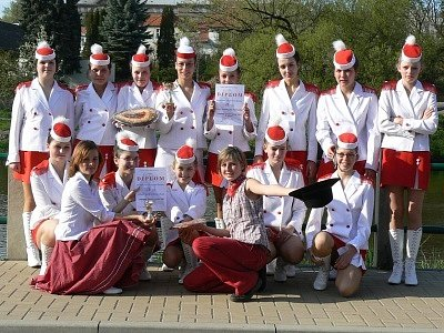 Taneční škola D´Angelo.