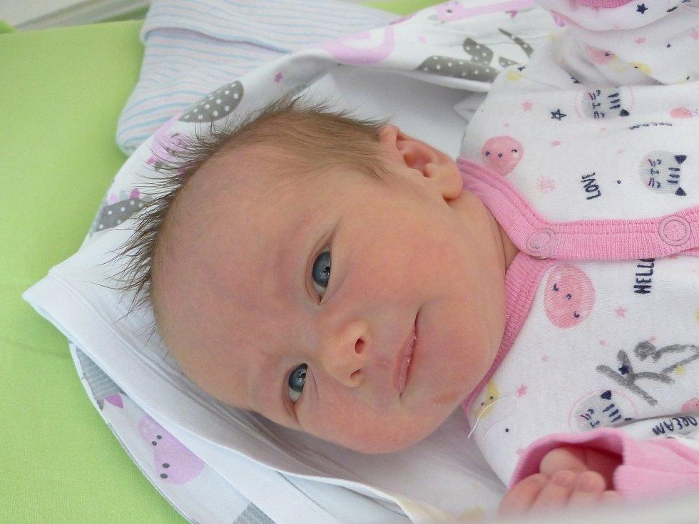 Sofie Růžičková se narodila 7. ledna 2021 v kolínské porodnici, vážila 2875 g a měřila 47 cm. Do Zdechovic odjela s maminkou Jekatěrinou a tatínkem Markem.