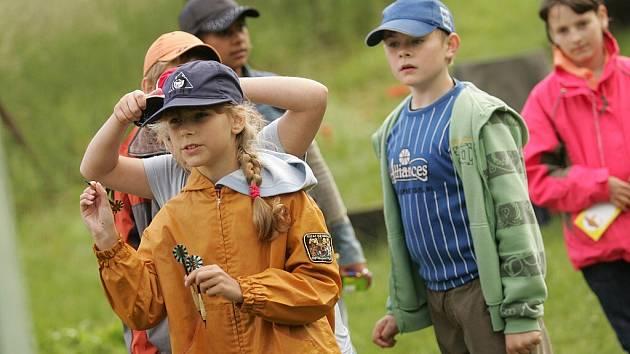 Týnečtí školáci slavili Den dětí. 1.6. 2009