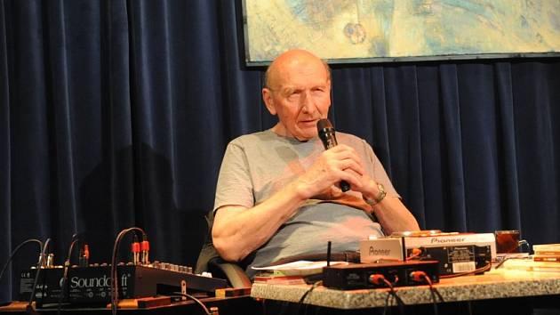 Jiří Černý vzpomínal na muziku spojenou s hnutím hippies