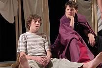 Herci z literárně-dramatického oboru opět vystoupili na divadelní prkna se svou novou tvorbou