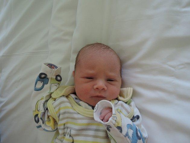Jakub Iboš se poprvé rozhlédl 30. srpna 2017 s váhou 2810 gramů a výškou 46 centimetrů. V Kolíně se na přírůstek do rodiny těšila maminka Monika, tatínek Marek, a sourozenci Dominik (17) a Jan (14).