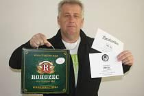 Ivana Pačesová  vyhrála karton piv značky Rohozec, poukázku v hodnotě 100,-Kčdo Fresh baru Bombardino a poukázku v hodnotě 100,-Kč do kavárny Kristián. Při přebírání ceny zastoupil pracovně zaneprázdněnou vítězku manžel Jaroslav Pačes.