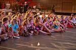 Nadaní žáci tanečního klubu CrossDance soutěžili v Jablonci nad Nisou.