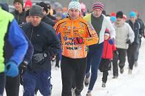 V Kolíně se v pátek běžel 51. ročník populárního silvestrovského běhu.