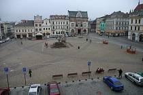 O titul Stavba roku se uchází i rekonstrukce kolínského Karlova náměstí.