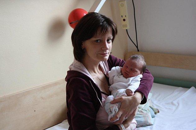Alicii a Janovi Štěpničkovým se 14. prosince narodila dcera Julie. Vážila 3490 gramů a měřila 51 centimetrů. Společnost jí doma bude dělat sestra Klárka, které jsou tři roky.