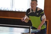 Handicapovaní stolní tenisté zahájili Ligu bez bariér
