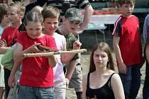 Cyklistický závod Kouřimská 50, 1.5. 2009
