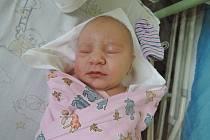 Natálie Dvořáčková se prvně rozplakala 8. února 2017. Její poporodní míry činily 48 centimetrů a 3200 gramů. Smaminkou Renatou, tatínkem Tomášem a sestřičkou Amálkou (2,5) bude vyrůstat vRadimi.