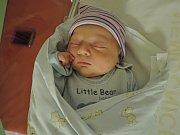 Lucie a Petr z Polních Voděrad mají syna. Jakub Heverle se poprvé rozhlédl 20. listopadu 2017 s váhou 4070 gramů a výškou 52 centimetrů.