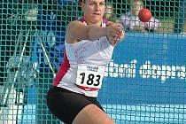 Kateřina Šafránková získala na MČR v Brně zlatou medaili.