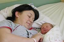Iga Pinska přišla na svět 12. ledna 2012 s mírami 3760 gramů a 52 centimetrů. S maminkou Agnieszkou a tatínkem Adamem pojede z porodnice domů do Kolína.