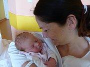 Eliška Kubelková se narodila 21. května 2019 s mírami 3680 g a 50 cm. V Ohradě se z ní těší maminka Barbora a tatínek Martin.