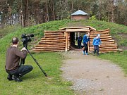 Toulavá kamera natáčela v Cerhenicích