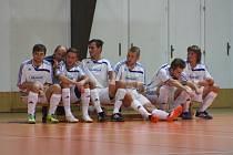 Z utkání SKP Kolín - FT Zlej se(n) Liberec (5:12).