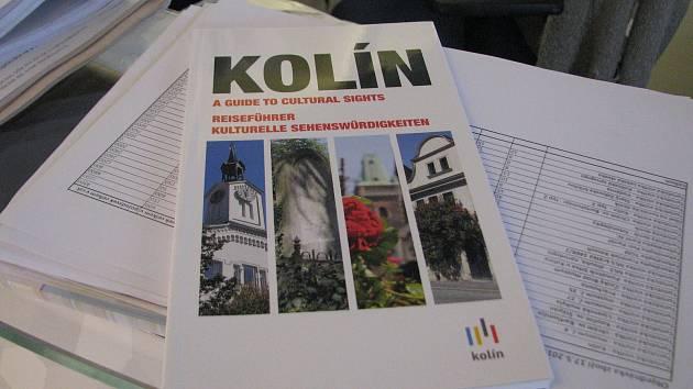 Průvodce Kolínem vyšel v přepracovaném vydání.