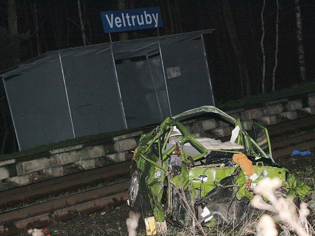 Muž nepřežil srážku s nákladním vlakem