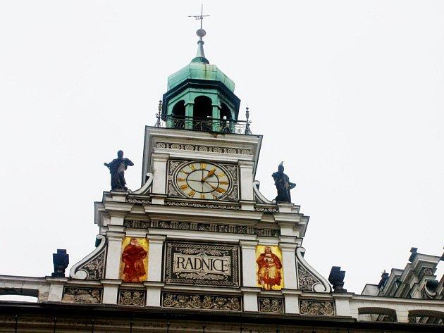 Kolínská radnice.