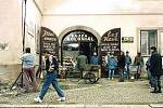 Bajzův koloniál byl dříve prázdnou budovou