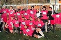 Družstvo s názvem Hero Team se stalo s předstihem vítězem Borky ligy, soutěže v malé kopané.