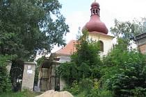 Kostel Nanebevzetí Panny Marie ve Lstiboři